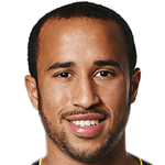 Andros Townsend headshot